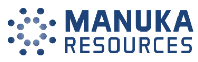 Manuka Resources Ltd